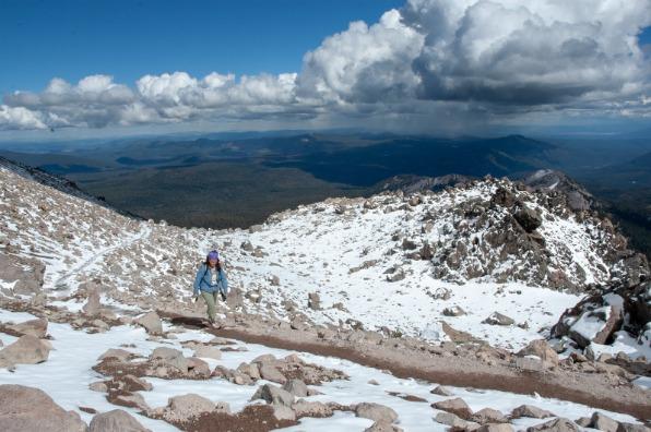 Lassen Peak National Recreation Trail