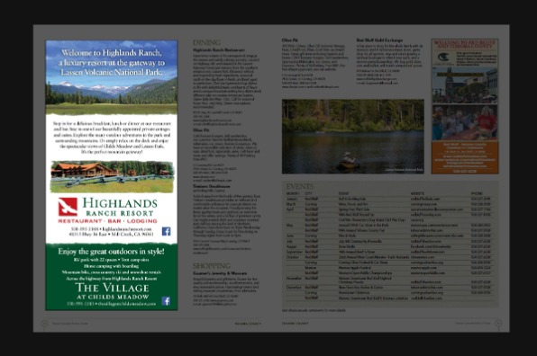 2/3 page ad