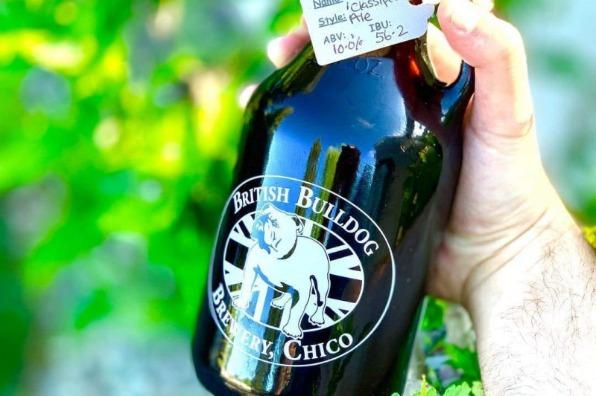 British Bulldog Brewery