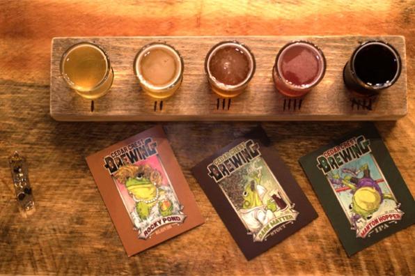 Cedar Crest Brewing Company