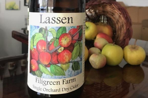 Lassen Cidery