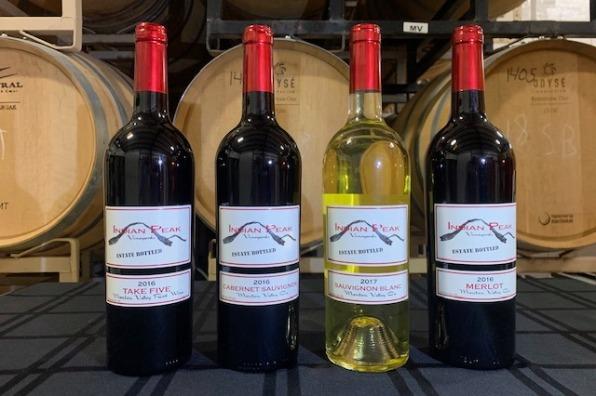 Indian Peak Vineyards