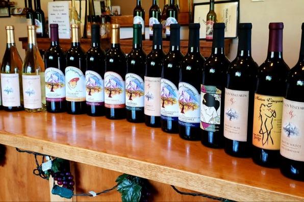 Matson Vineyards