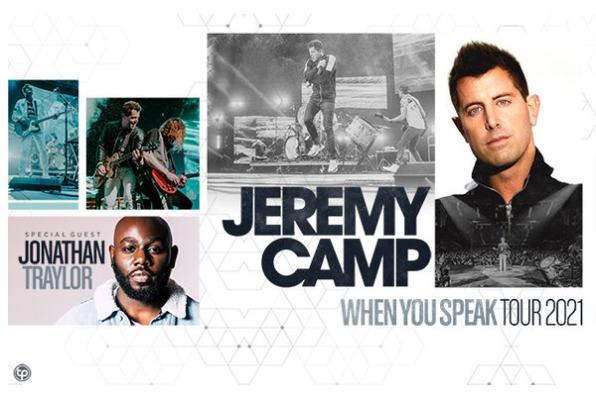 Jeremy Camp - When You Speak Tour