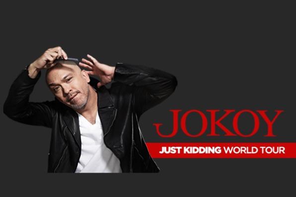 Jo Koy Just Kidding World Tour