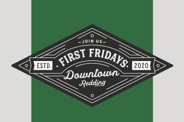 First Fridays Downtown Redding