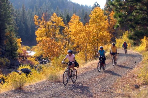 Bizz Johnson National Recreation Trail