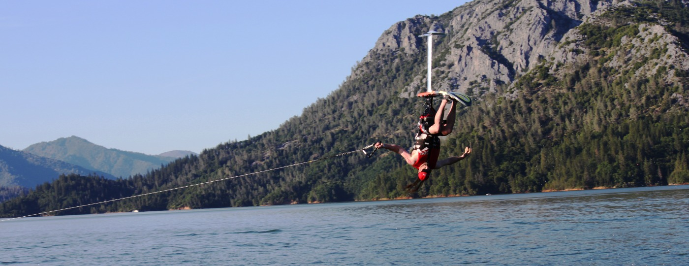 Houseboating And More On Shasta Lake